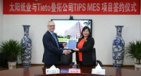 Tieto to renew and digitalize Shandong Sun Paper's business processes